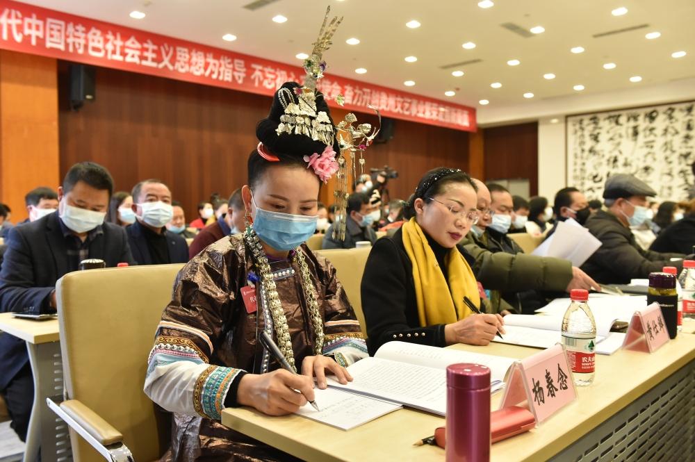 少数民族会员代表记录会议纪要